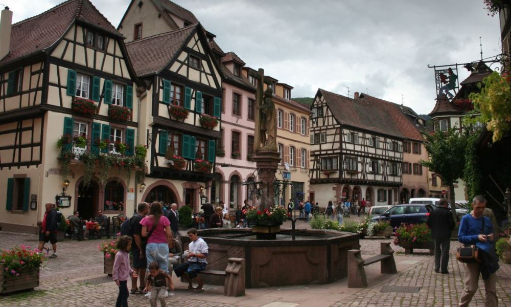 Le village de Kaysersberg s'attend à plus de touristes