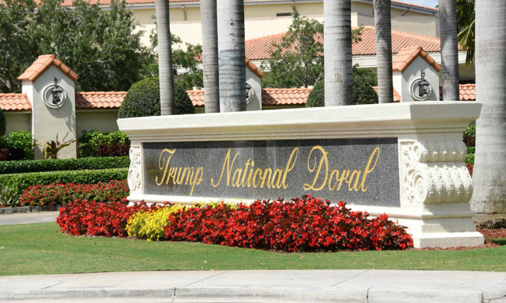 Le Trump National Doral Resort en Floride