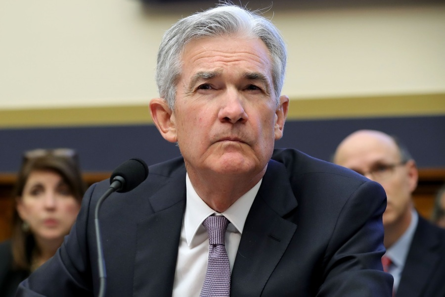 Jerome Powell, président de la Fed
