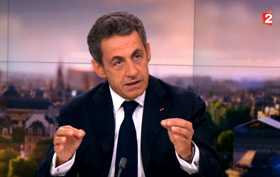 Sarkozy France 2 audiences