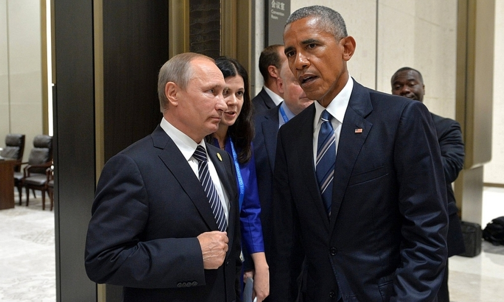 Vladimir Poutine et Barack Obama (photo d'illustration)