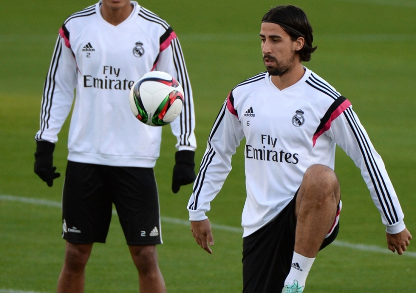 Real : Khedira absent trois semaines