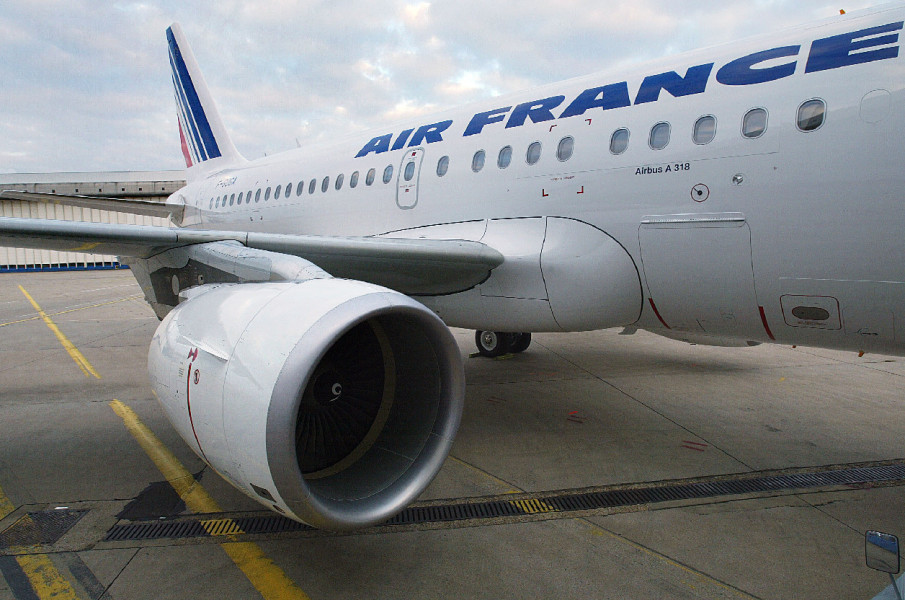 Air France vols Caraïbles