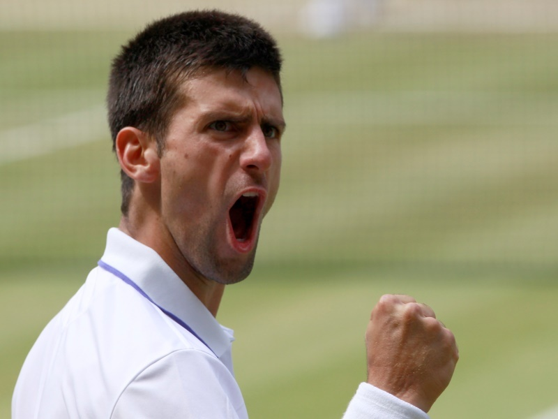 Wimbledon : Djokovic en mode express