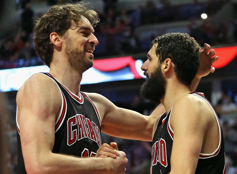 NBA : Bulls et Grizzlies en play-offs