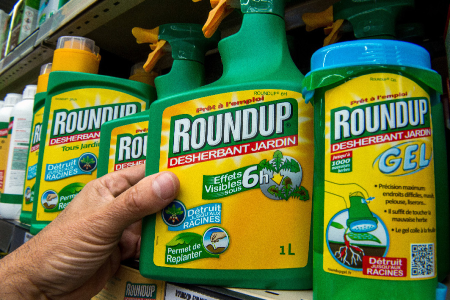 Roundup pesticides ventes