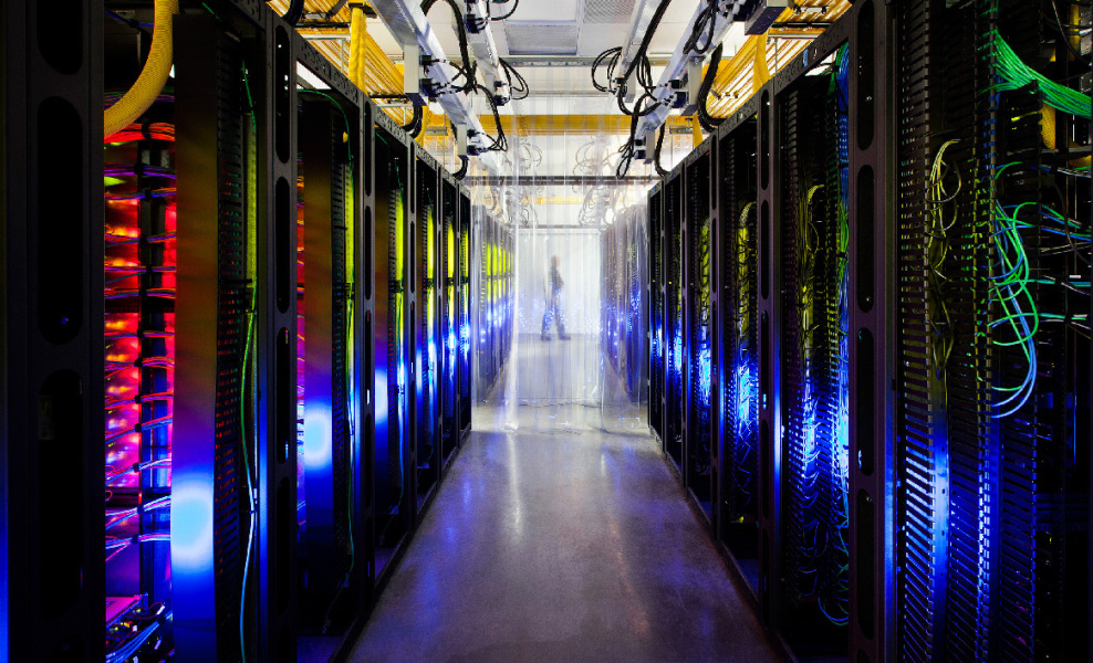 Google veut reconvertir une centrale à charbon en data center