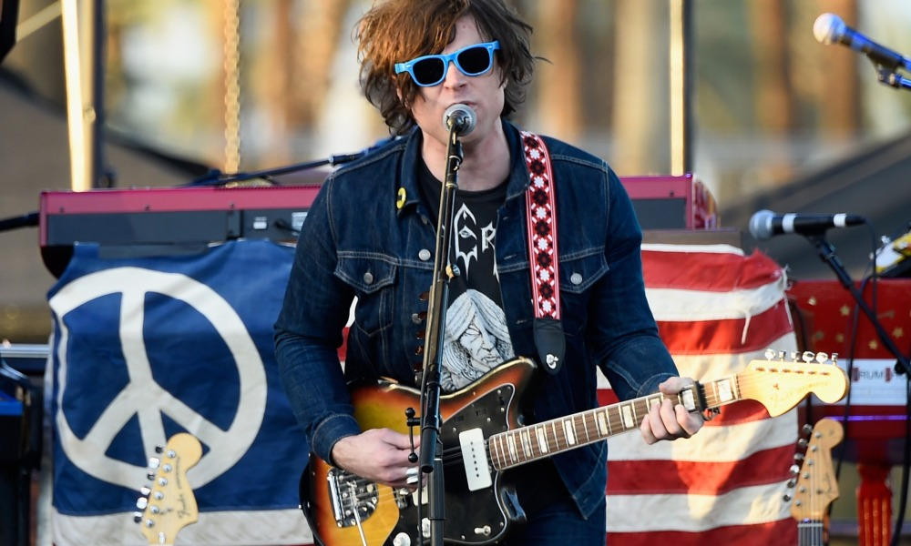Ryan Adams en 2015 à Coachella en Californie