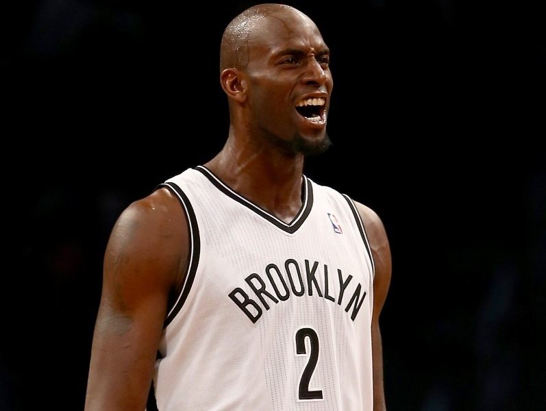 Brooklyn : Garnett suspendu un match