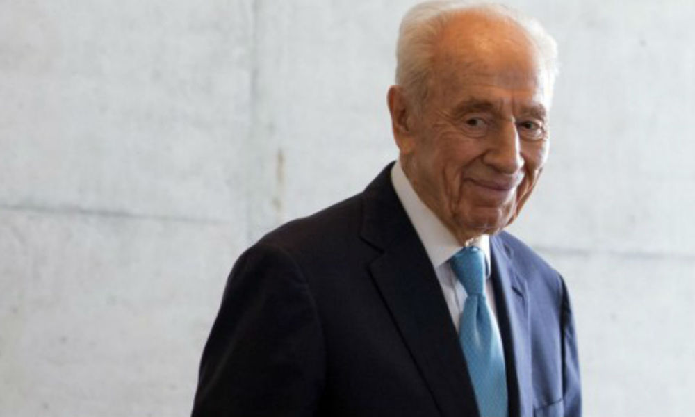 obseques shimon peres