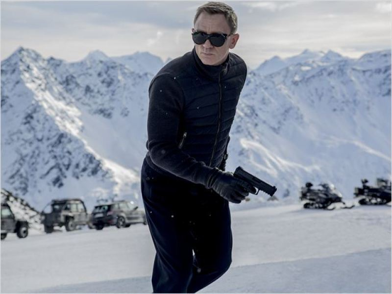 James Bond Sony MGM Mexique