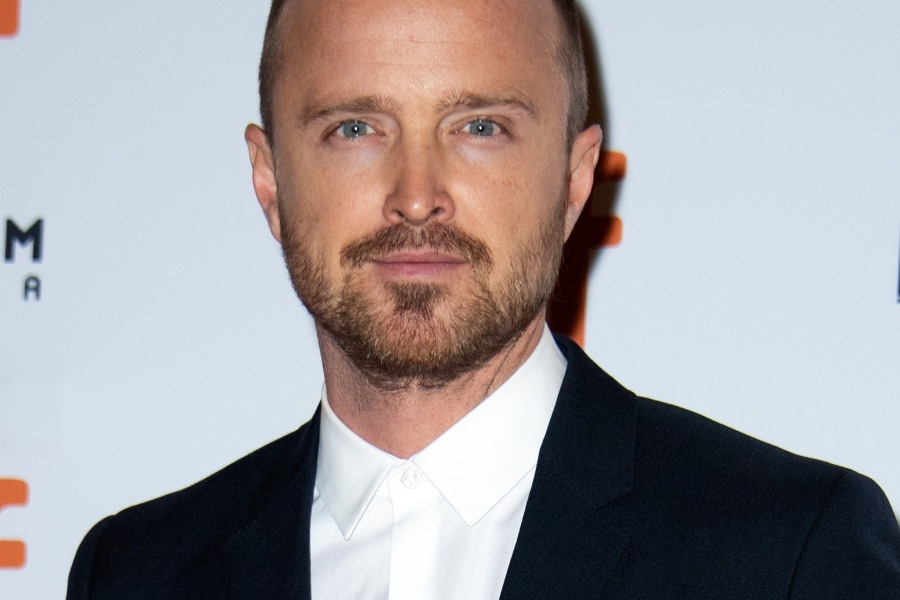 Aaron Paul en septembre 2018
