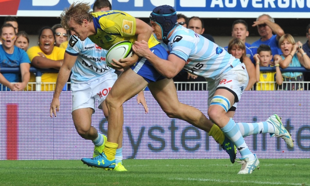Clermont : Rougerie incertain contre Bayonne