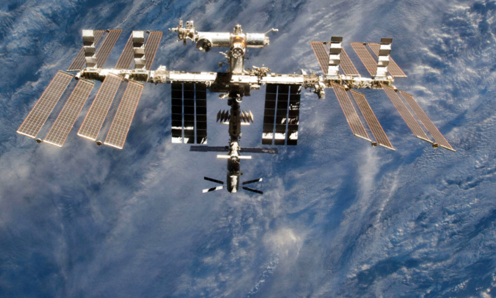 La Station spatiale internationale - HO - Nasa - AFP