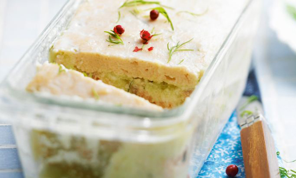 Terrine de poisson une entr e l g re et succulente for Entree legere et originale