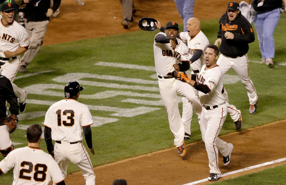 MLB : San Francisco-Kansas City en World Series