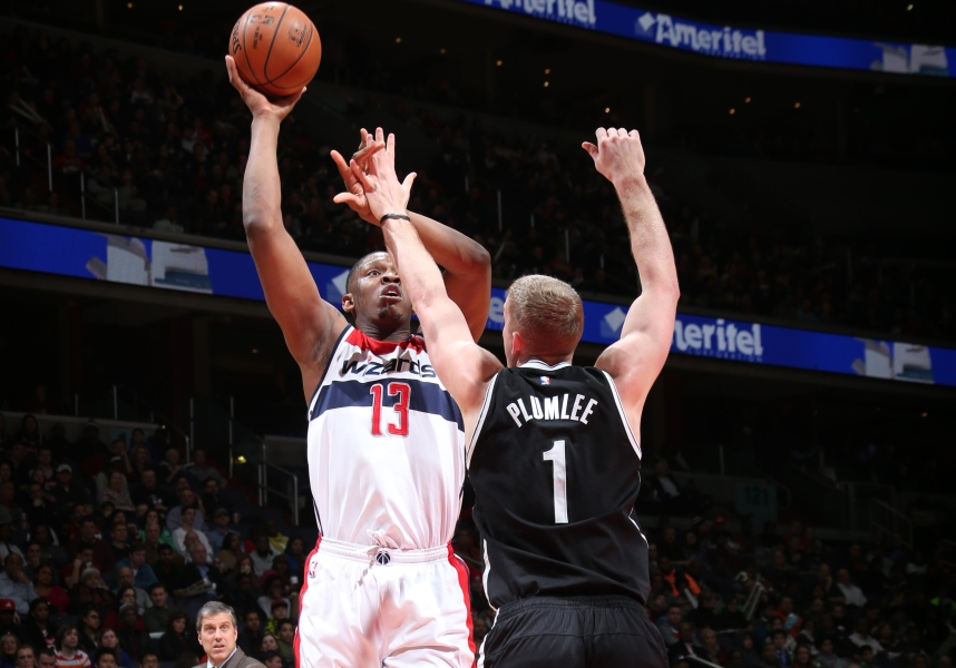 NBA : Les Wizards écrasent Brooklyn
