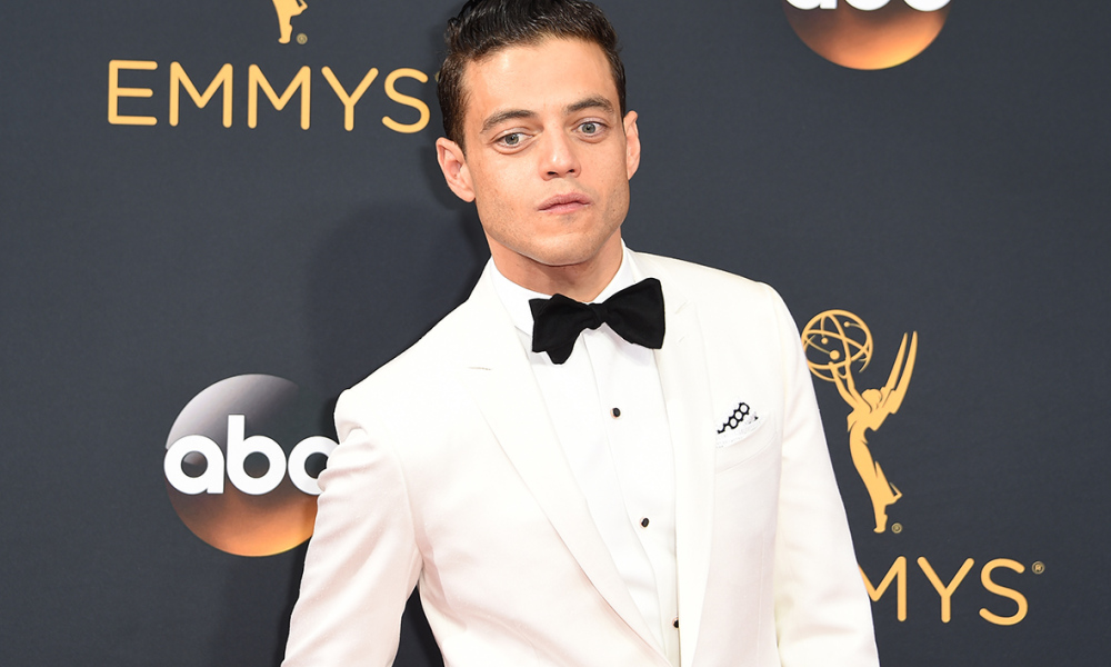 Rami Malek aux Emmy Awards en septembre 2016