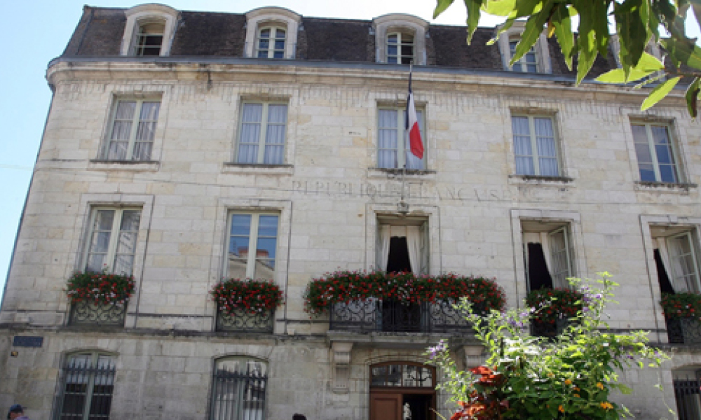La mairie de Périgueux, en 2009 (Photo d'illustration)