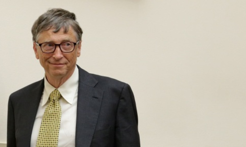 Bill Gates a vu sa fortune augmenter d e9 milliards de dollars, pour s'établir à 76 miliards de dollars.