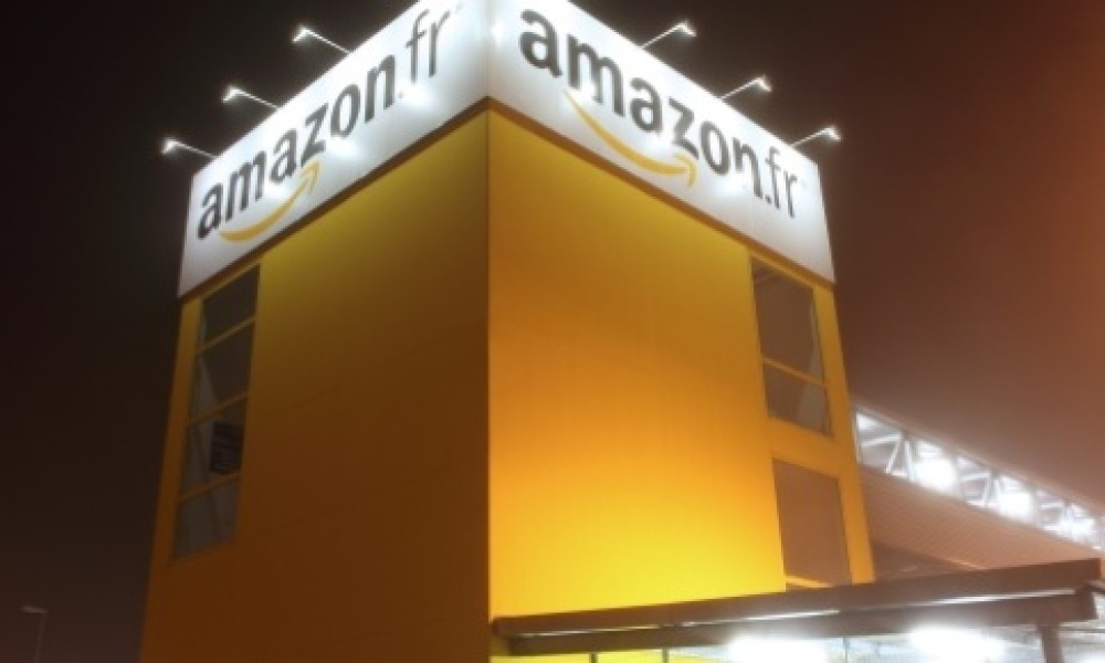 Le chiffre d'affaires d'Amazon atteint 19,7 milliards de dollars au premier trimestre 2014.