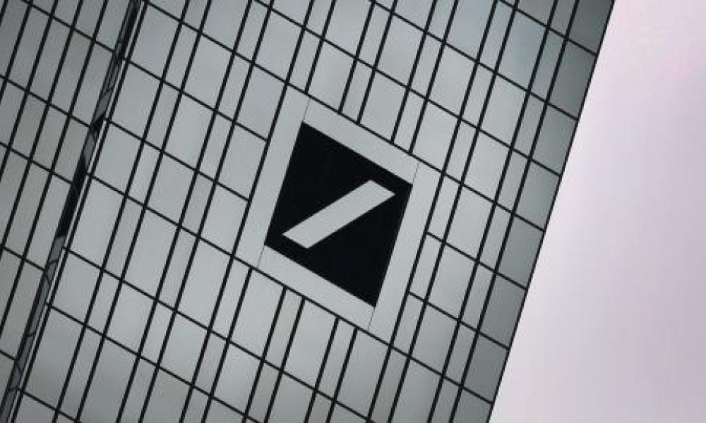 Deutsche Bank procèdera à une augmentation de capital en deux temps.