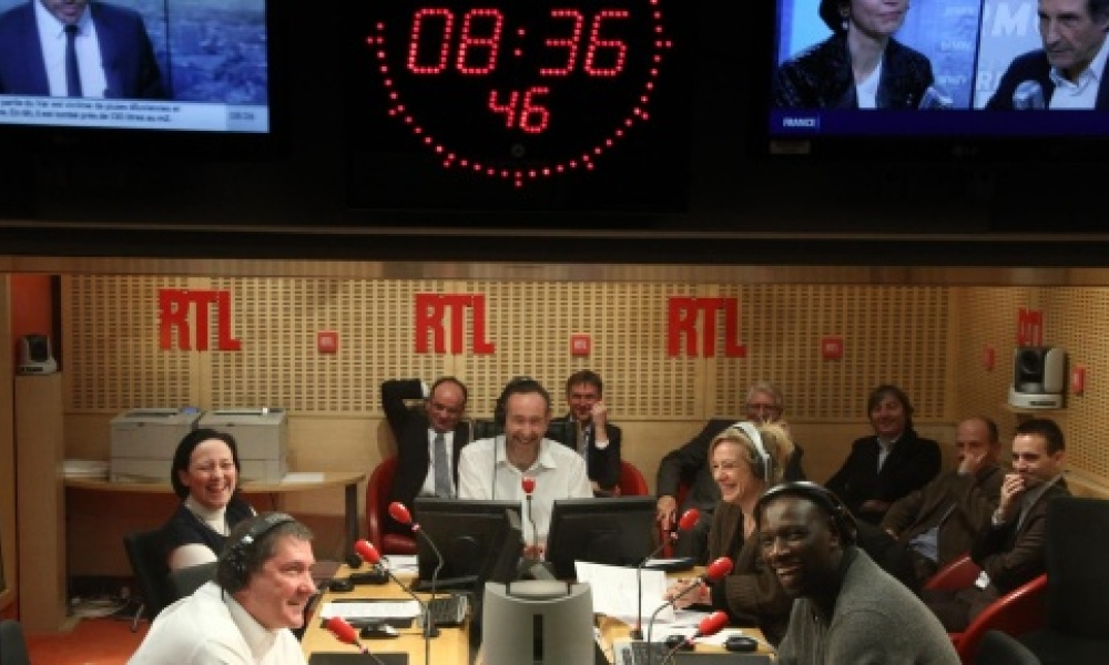RTL subit une chute importante de son audience cumulée comme de sa part d'audience
