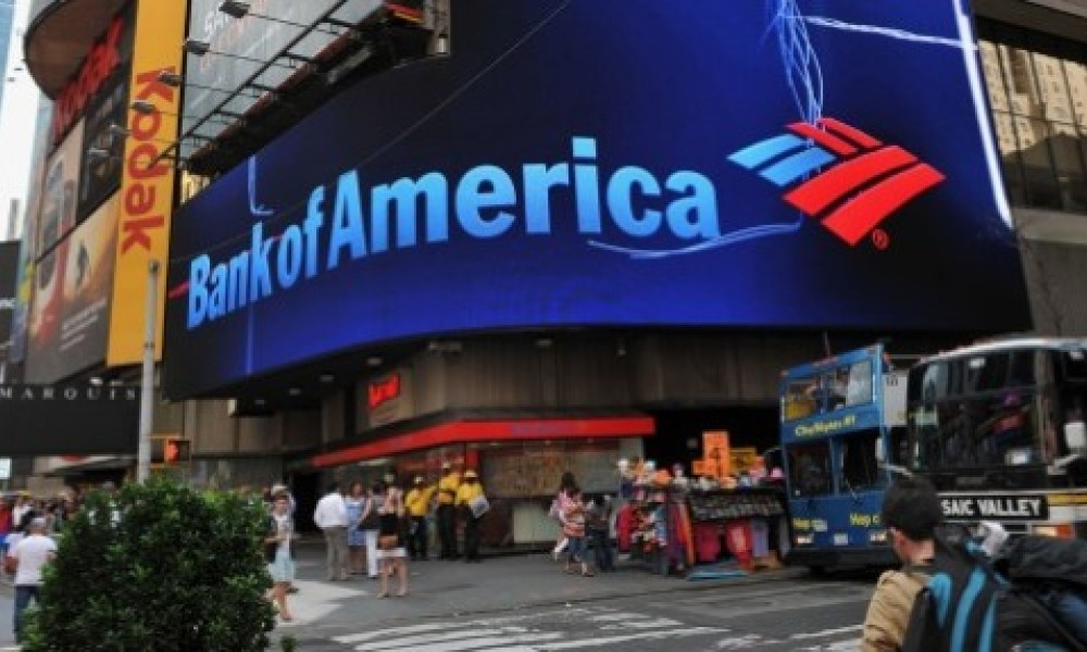 Bank of America a déjà payé 50 milliards de dollars d'amendes.
