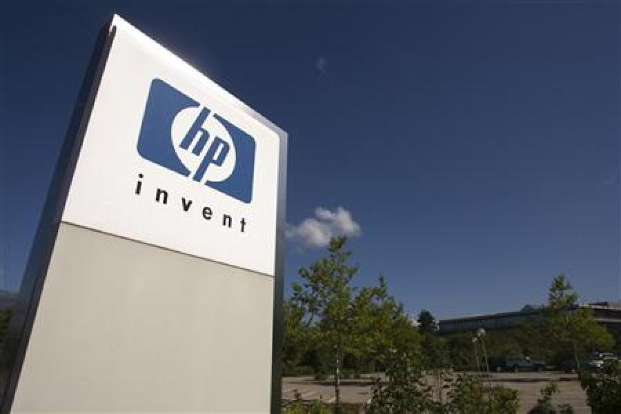 Hewlett-Packard annonce 27.000 suppressions de postes