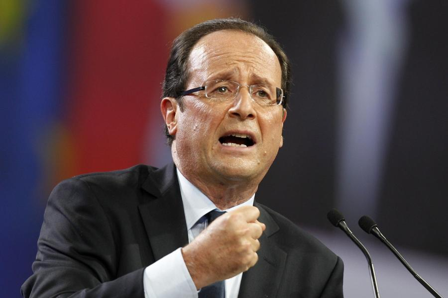 François Hollande a dépensé 1,1 million de plus que Ségolène Royal en 2007.