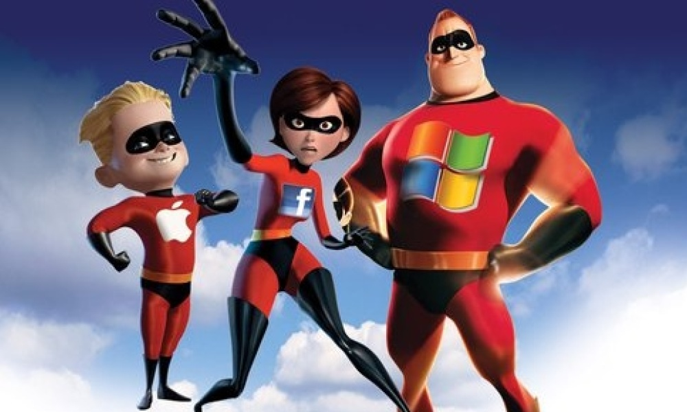 """Les Intaxables"", parodie du film ""Les Indestructibles"" (""The Incredibles"")"