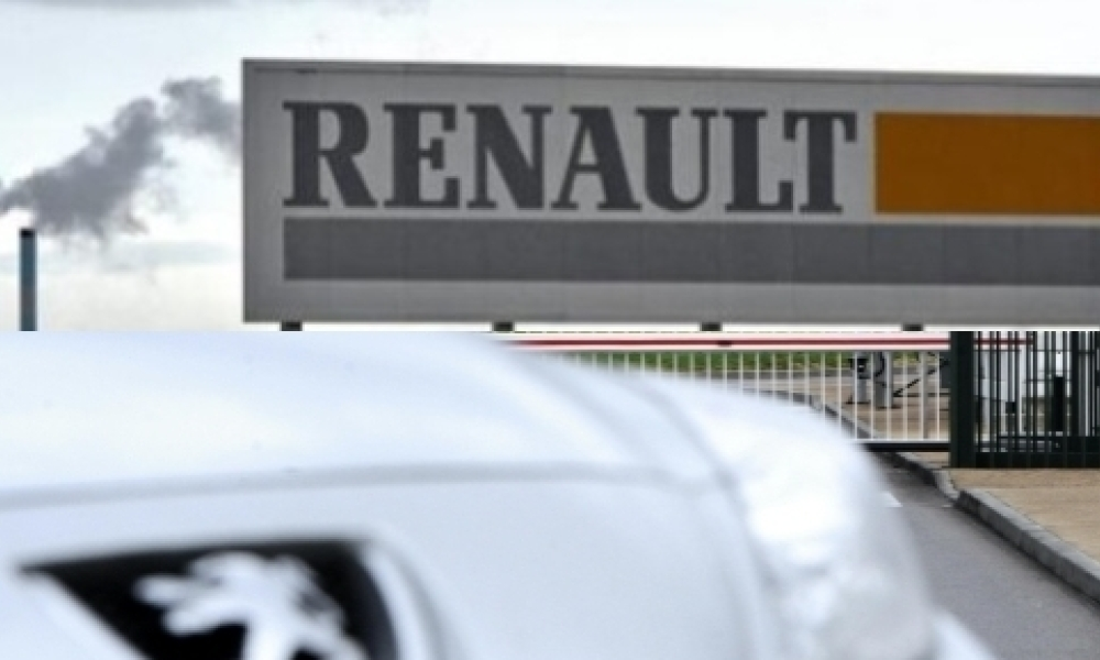 PSA a moins misé à l'international que Renault