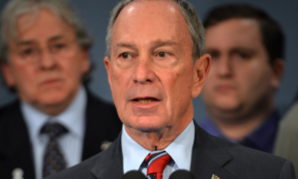 Le maire de New York, Michael Bloomberg.