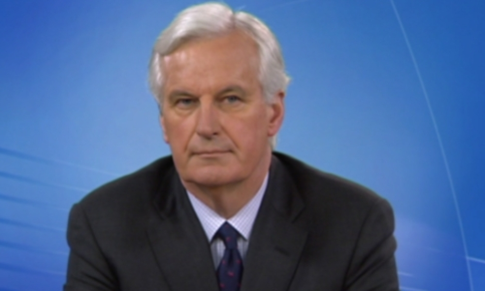 Michel Barnier sur BFM Business ce lundi 15 avril