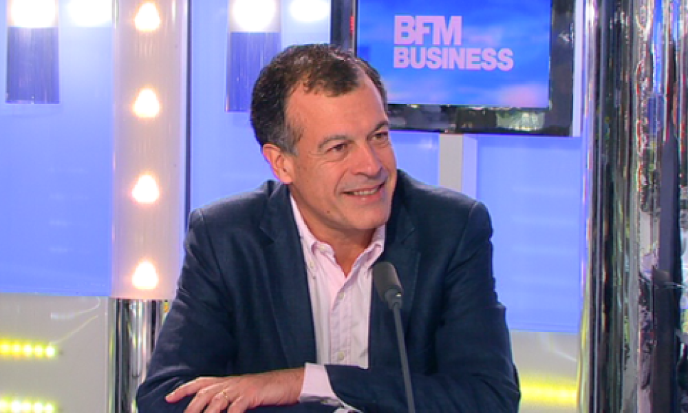 Henri Giscard d'Estaing, le PDG du Club Med, était l'invité de Good Morning Business, sur BFM Business, ce mardi 28 mai.