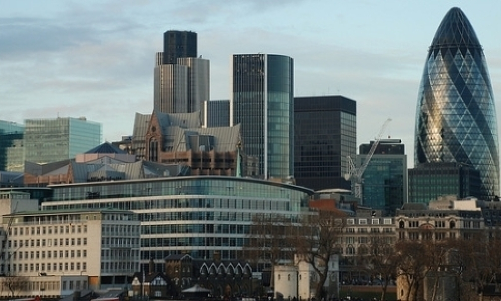 En 2011, plus de 2.000 banquiers ont gagné plus d'un million d'euros à la City de Londres