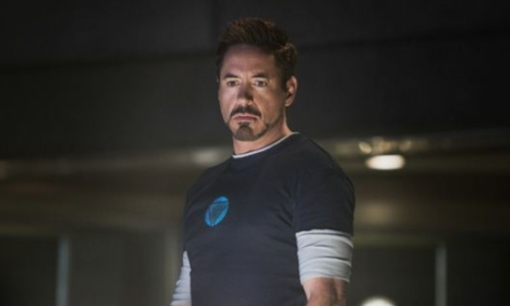 Robert Downey Junior a gagné 75 millions de dollars en un an, grâce à son rôle de Iron Man.