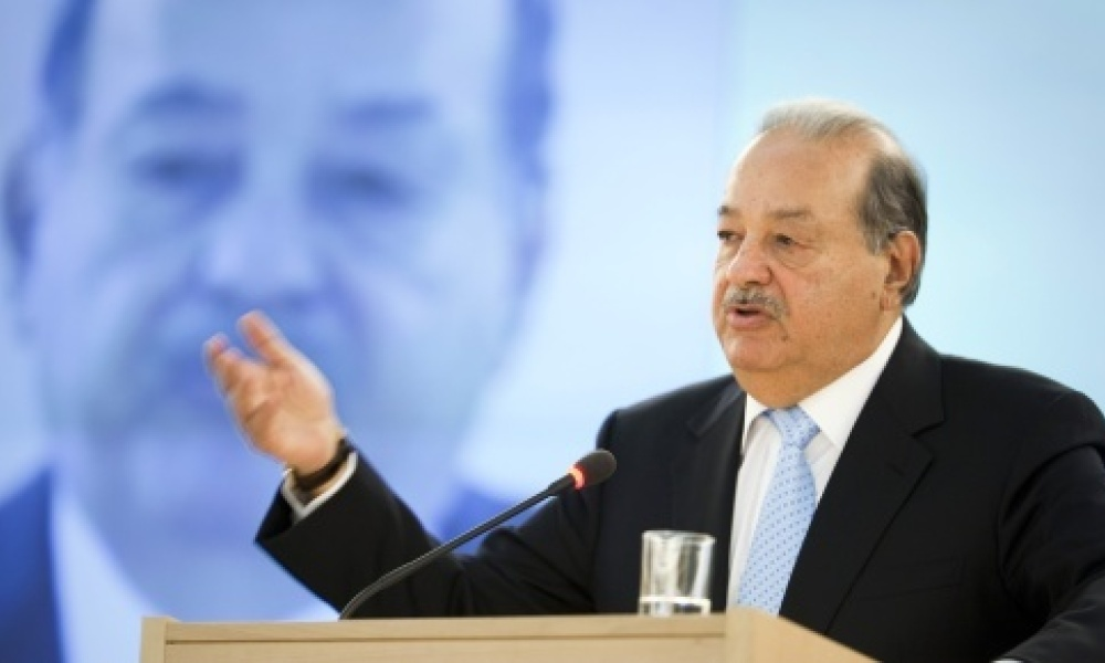 "Le Mexicain Carlos Slim, l""homme le plus riche du monde, veut s'implanter massivement en Europe"