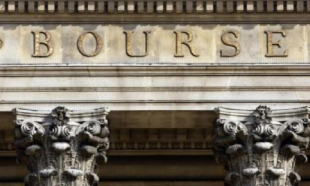 La Bourse de Paris a lâché plus de 2%