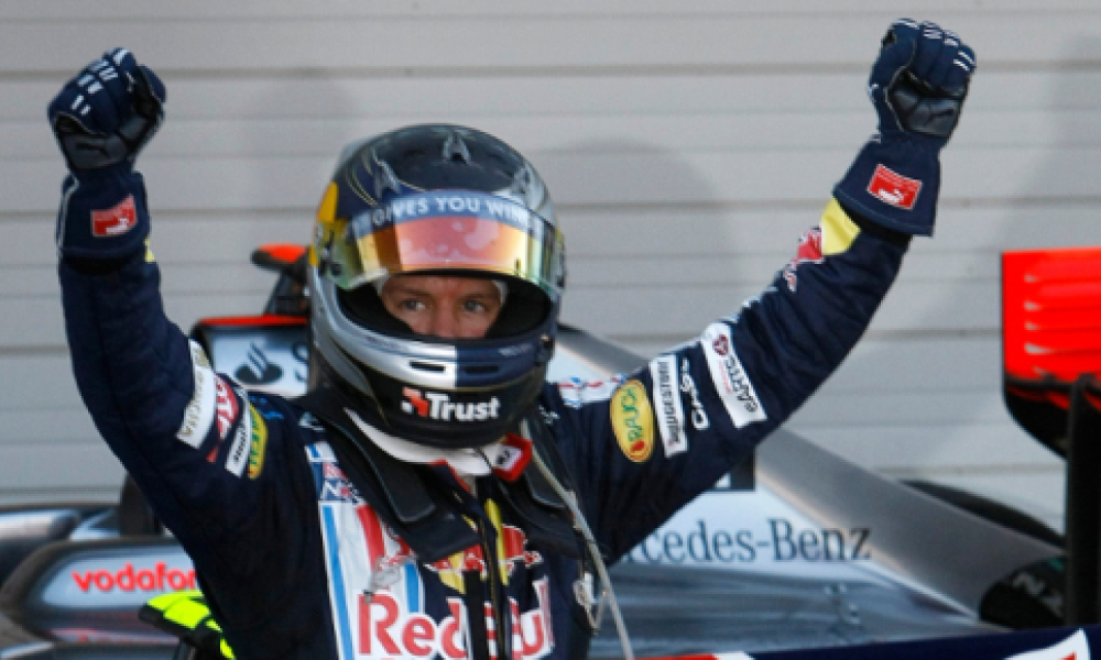 Sebastian Vettel, désormais quadruple champion du monde (photo d'illustration).