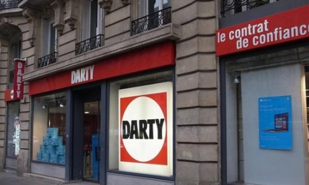 Darty abandonne son « contrat de confiance »