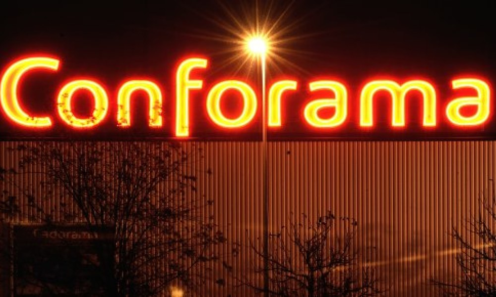 Conforama pourrait racheter Fly Suisse et monter au capital de Fly France.