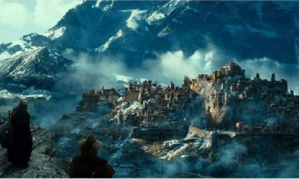 "Le premier épisode du ""Hobbit"" a rapporté un milliard de dollars au box office."