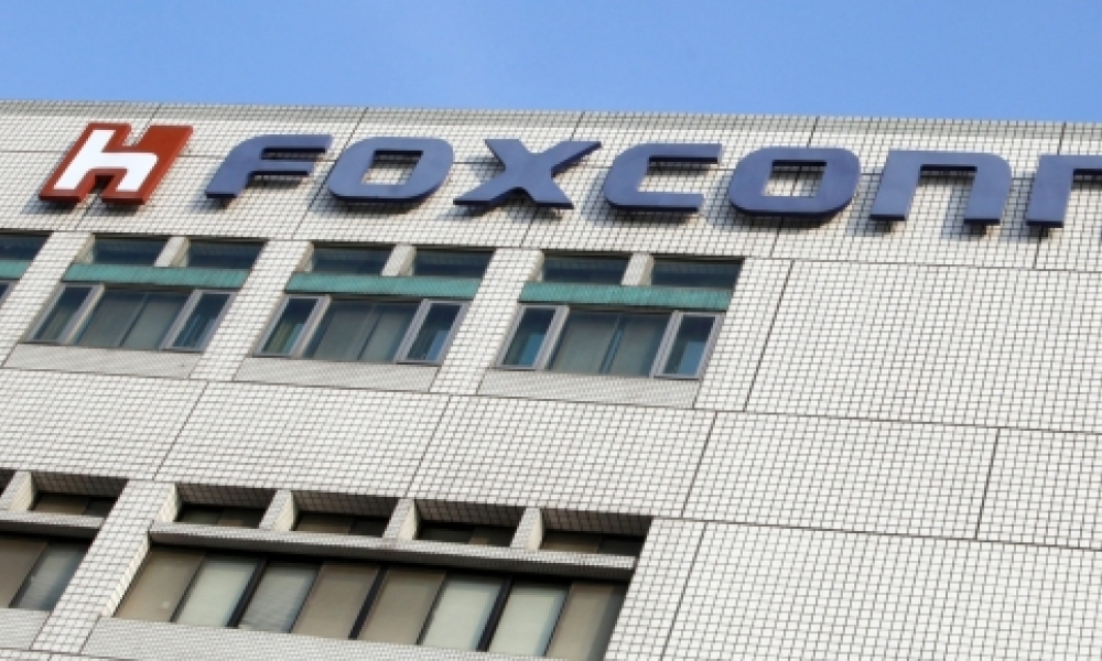 Foxconn continue de tourner la page Apple.
