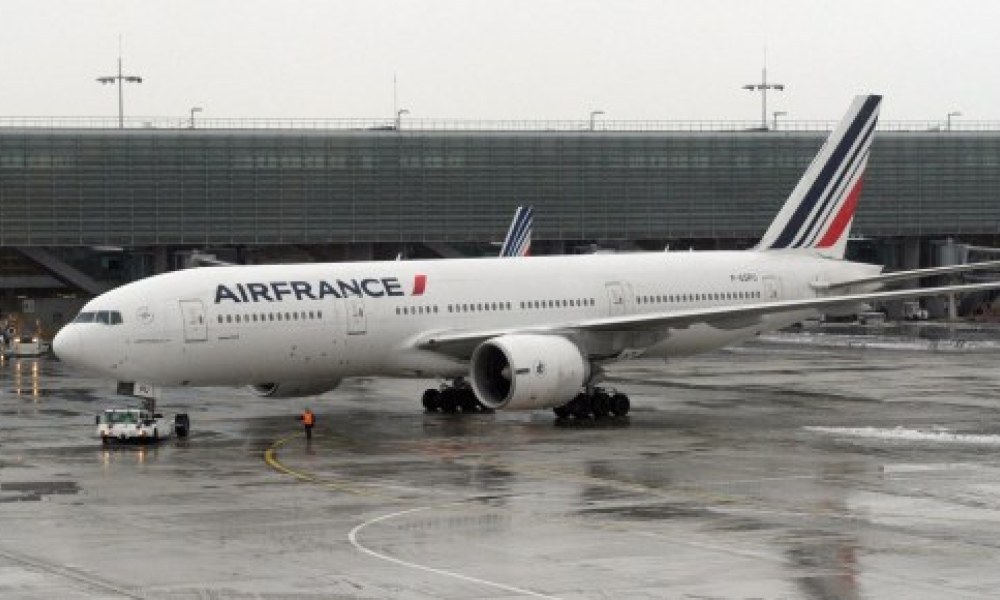 Air France a redressé la barre en 2013.