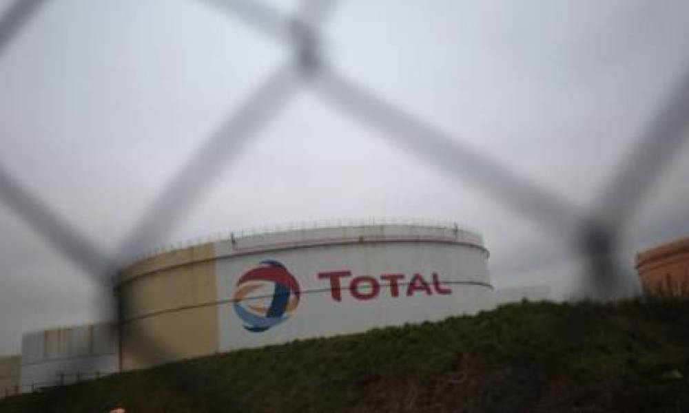 La concession représente 6% de la production mondiale de Total.