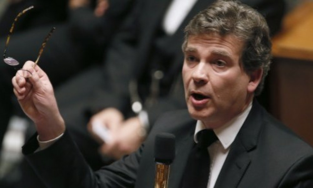Arnaud Montebourg, le ministre du Redressement productif, poursuit son offensive contre l'euro fort