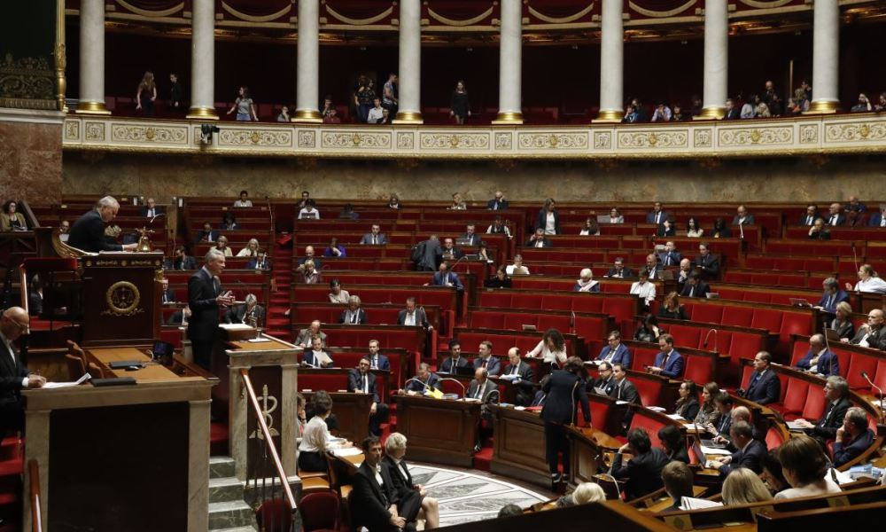 L'Assemblée nationale vote la transformation de l'ISF