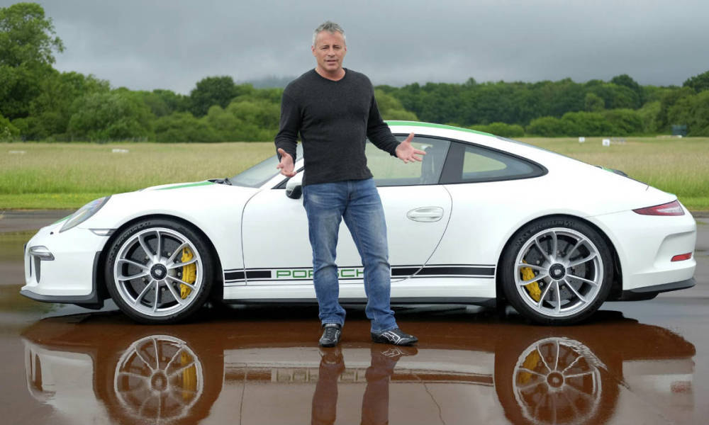 Matt LeBlanc animera la saison 24 de Top Gear UK