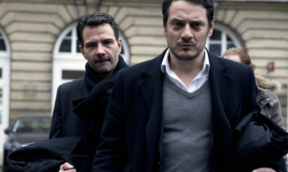 Jérôme Kerviel et David Koubbi.